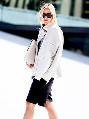 How To Get Away With Wearing Shorts At The Office