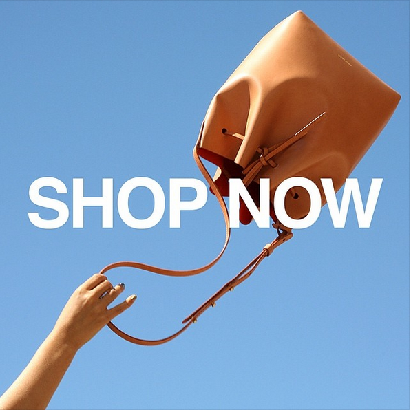 You Can Now Shop Mansur Gavriel Online (Finally!)