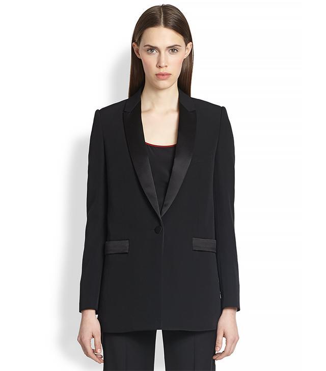8 Celebrity-Inspired Ways To Wear A Tuxedo Jacket ...