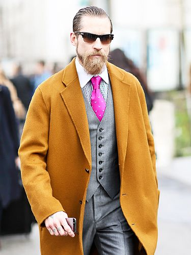 The Most Stylish Male Street Style Stars Ever