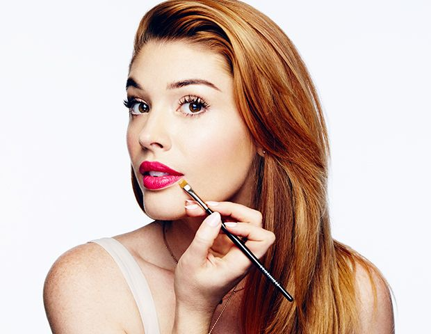 How To Master A Bold Lip In 5 Easy Steps