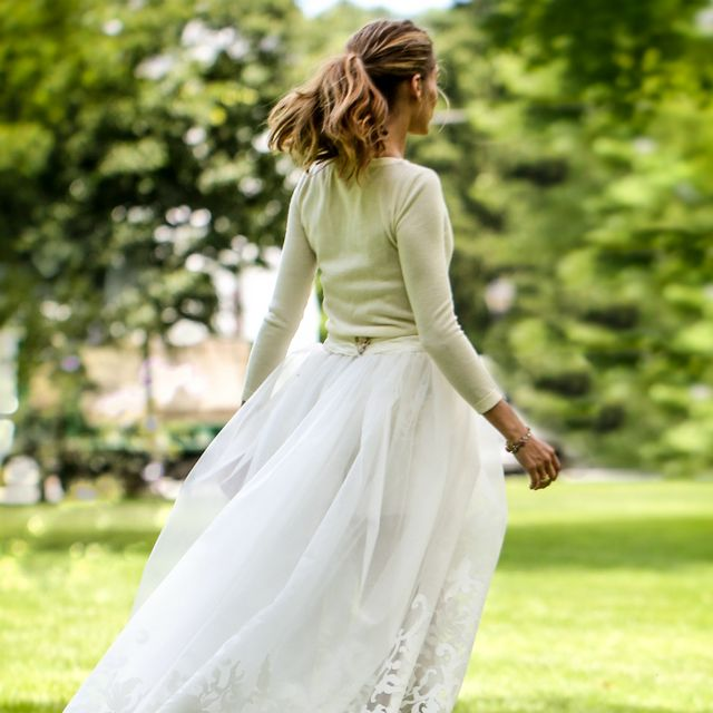 See Olivia Palermo's Gorgeous Wedding Dress!