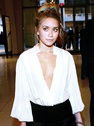 #TBT: Ashley Olsen's Timeless Date Night Look