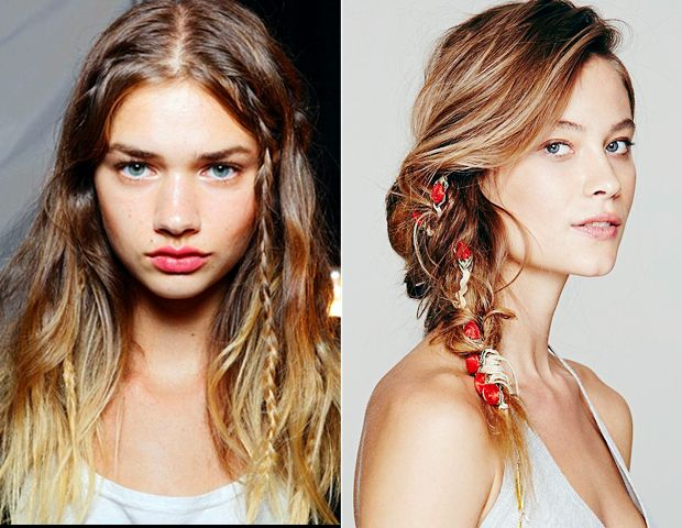 7 Beach-Ready Braids Just In Time For The 4th Of July