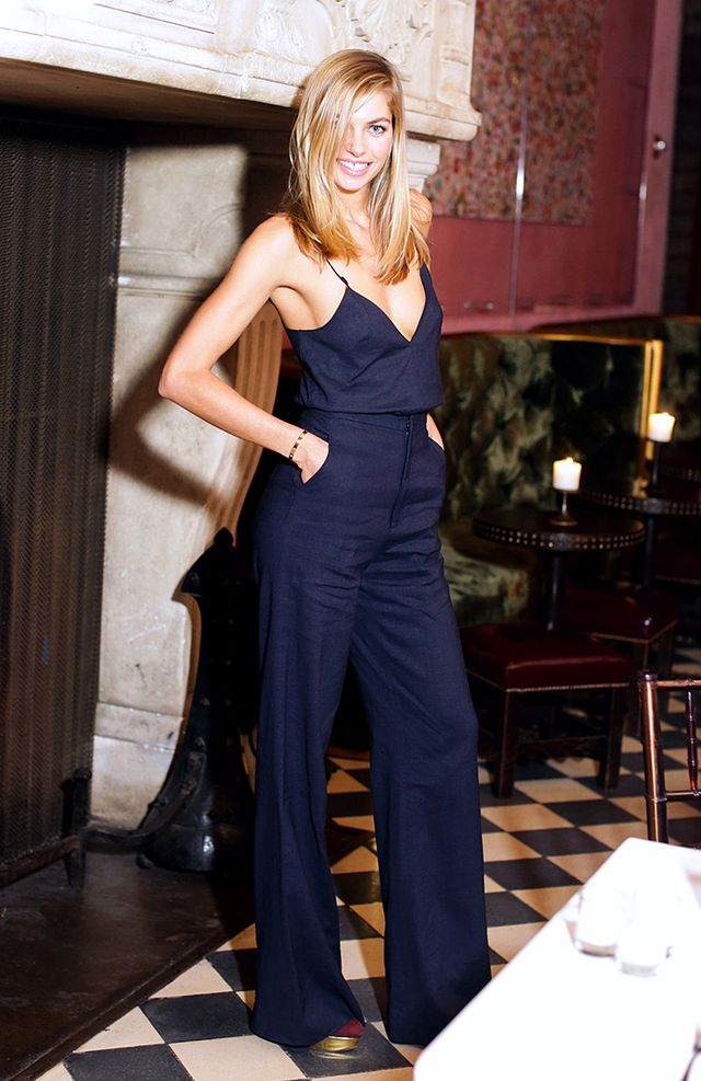 9 Models With The Best Girls' Night-Out Style