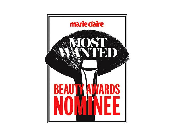 We're Nominated For A Marie Claire Most Wanted Beauty Award!