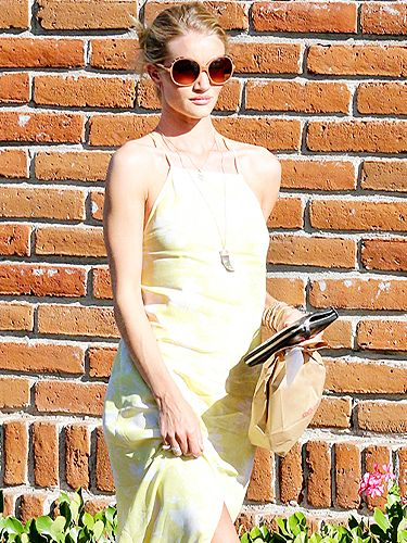 The Brand Rosie Huntington-Whiteley Taylor Swift Love This Summer