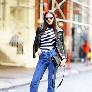Of-the-Moment Outfits for a Classic Striped Shirt