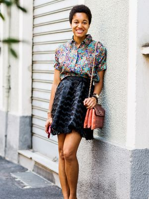 Tip Of The Day: Why A Printed Shirt Is A Closet Must-have