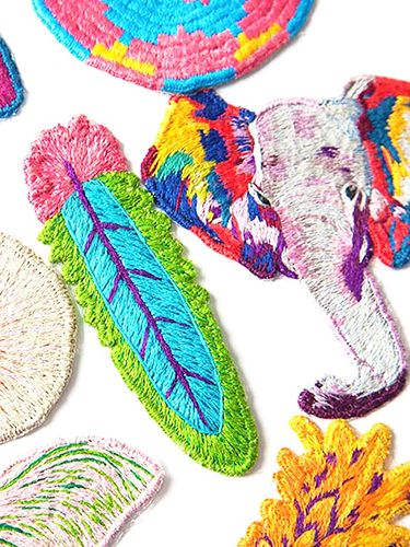These DIY Patches Aren't Just Adorable--They Also Save Lives