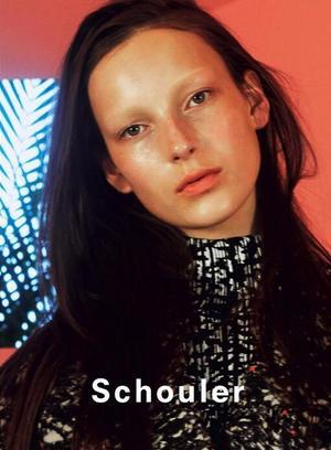 Proenza Schouler's F/W 2014 Campaign