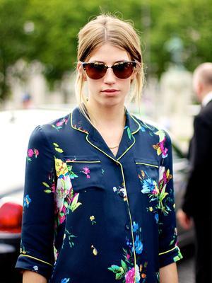 Street Style Crush: Veronika Heilbrunner