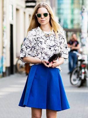 Tip Of The Day: What To Wear With A Circle Skirt