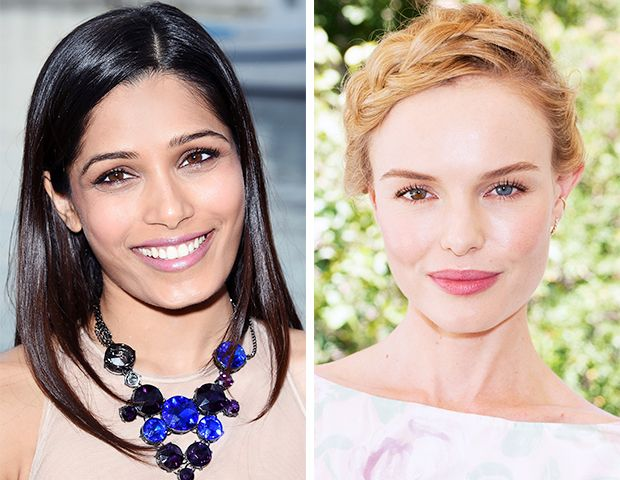 From Kate Bosworth's Braids to Jessica Alba's Glow-- See The Best Beauty Looks of the Week