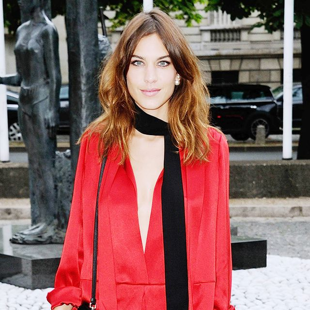 4 Chic Outfits That Have Us Reaching For Red