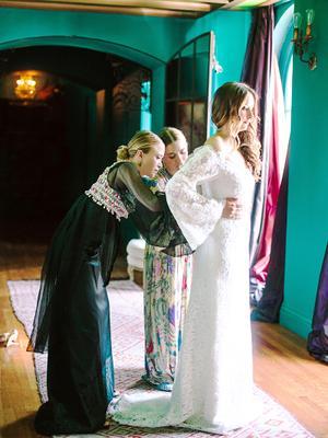 Dreams Come True: Mary-Kate And Ashley Designed A Wedding Dress