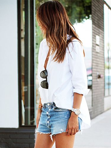 Five Tips For Making The Perfect Cutoff Denim Shorts