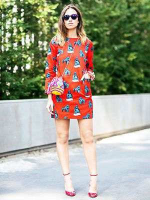 9 Completely Chic Shift Dresses