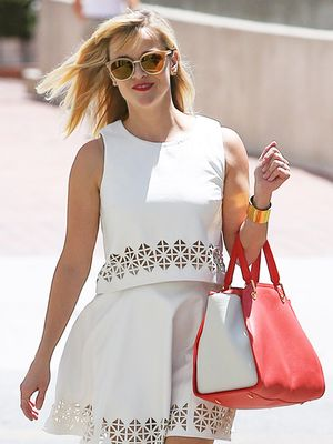 Summer Whites Done Right With Reese Witherspoon