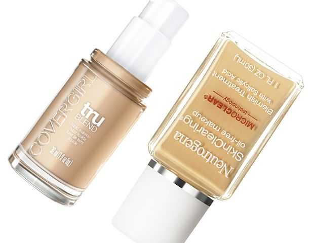 The 7 Best Drugstore Foundations Under $14