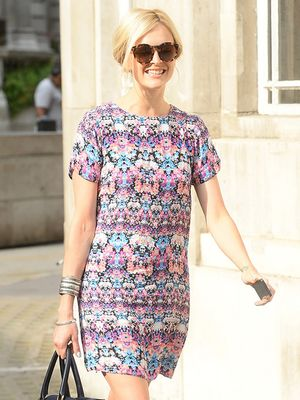Fearne Cotton Catches Our Attention In The Cutest Dress & Flats Combo