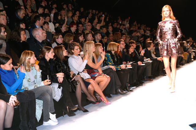 You Can Now Buy A Front Row Seat At Fashion Week