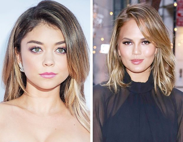 Best Celeb Beauty: Chrissy Teigen's New Lob, Mindy Kaling's Red Lip, And More
