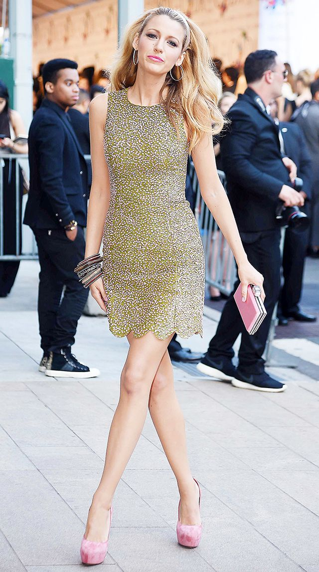 How To Get Blake Lively's Covetable Style
