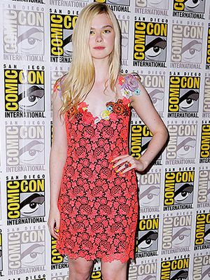 The Best Celebrity Looks From Comic-Con International