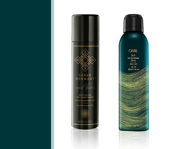 If You Love Dry Shampoo, You Must Try Dry Conditioner