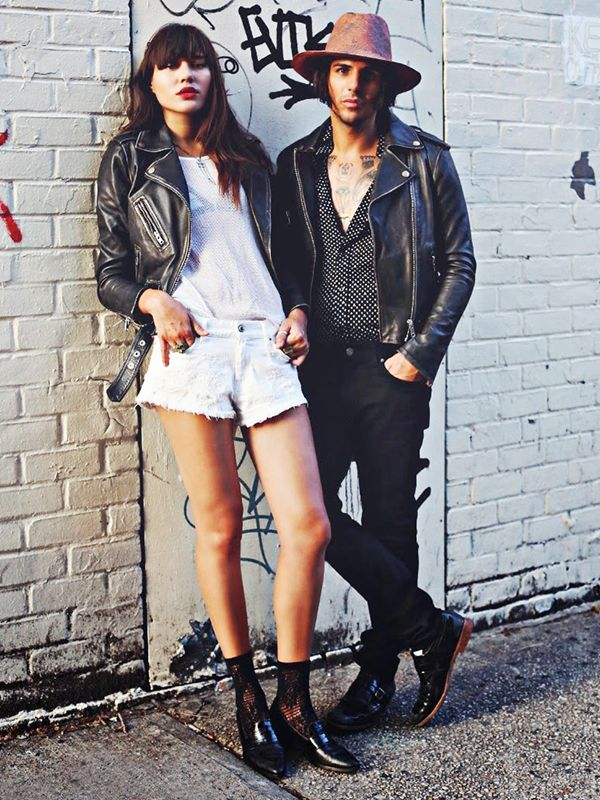 Jordan Adoni & Natalie Suarez of Natalie Off Duty