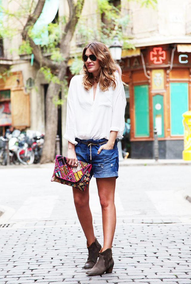 Mireia Oller of My Daily Style