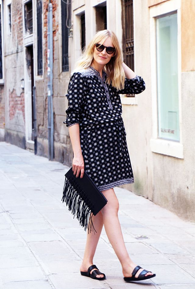 Marie Hindkær Andersen of Blame It On Fashion