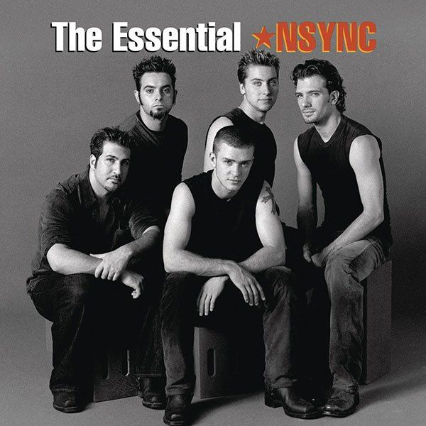 *NSYNC Dropped A New Album Without Telling Anyone