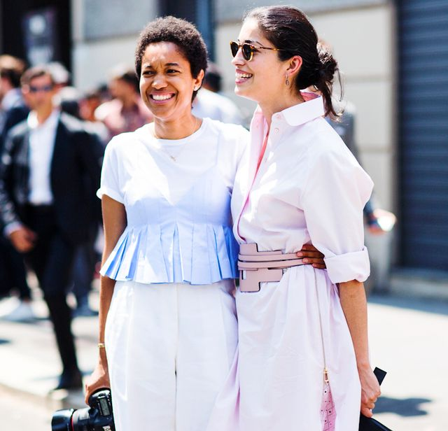 The Best Advice On Working In Fashion: It's Not A Competition