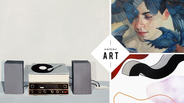 Online Art Sites You Need to Shop Now