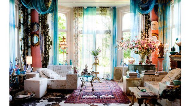 Three Must Read Tips For Achieving A Bohemian Décor In: Shop The Room: Gypsy Caravan