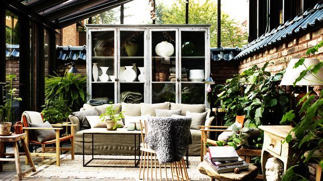 Shop the Room: Living Atrium