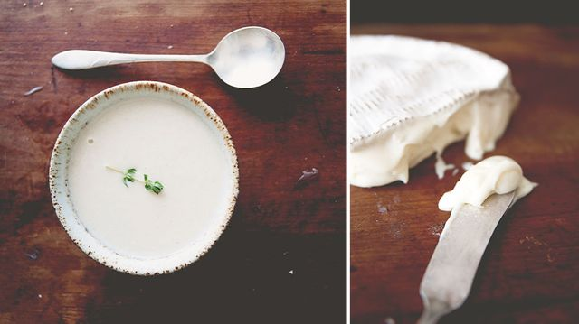 Recipe of the Week: <br>Cauliflower Soup<br />