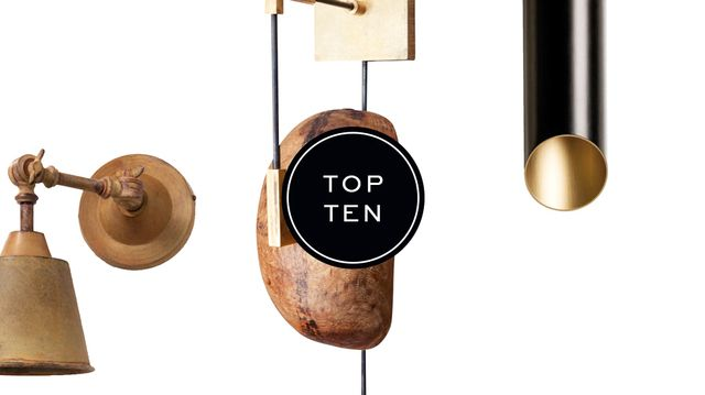 Top 10: Sconces