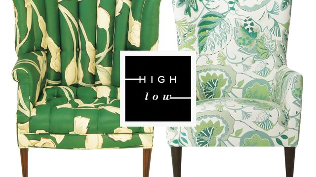High Low: Emerald Thrones