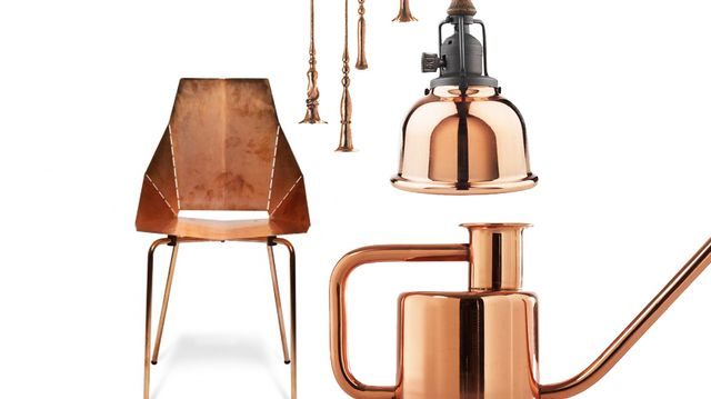 Element of Style: Copper