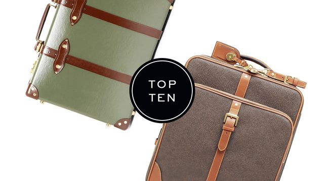 Top 10: Carry-On Suitcases