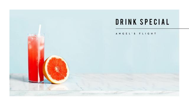 Drink Me: Angel's Flight