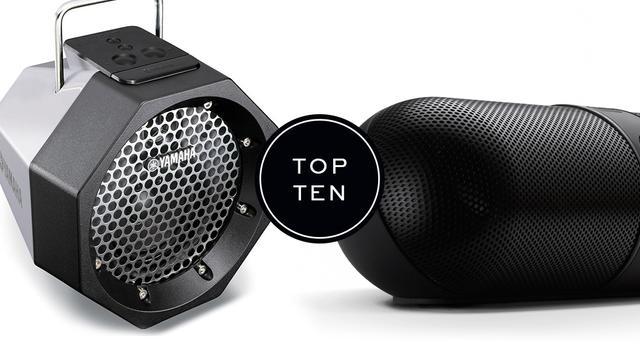 Top 10: Portable Speakers