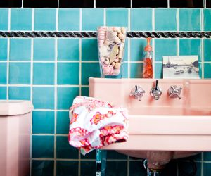 Ask Estee: Challenging Bathroom Tiles