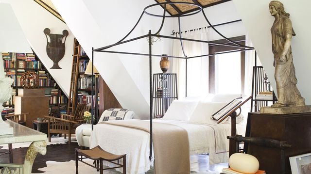 Shop the Room: Classically Trained Bedroom
