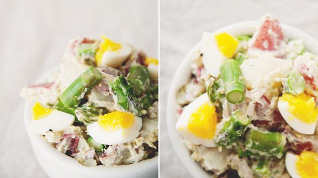 Recipe of the Week: Chopped Asparagus Potato Salad