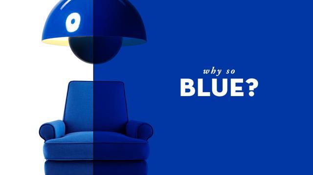 Timeless Love Affair: <br>Yves Klein Blue<br/>