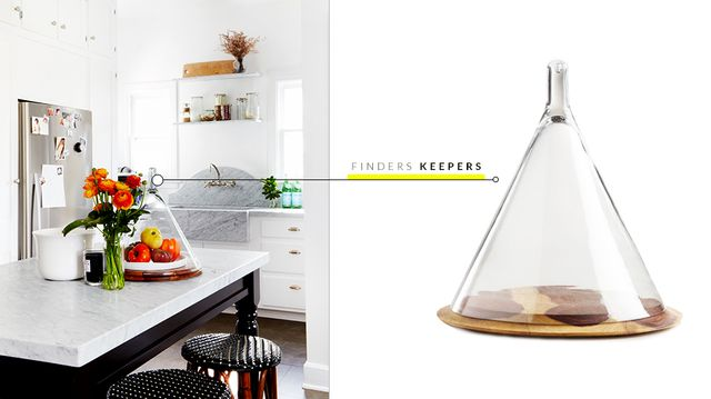 You Want It, We Found It: <br>Conical Cloche<br/>